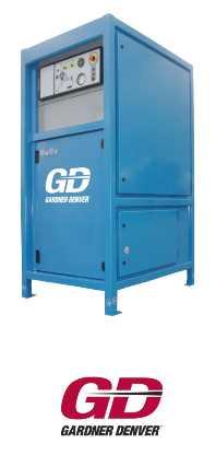 Gardner Denver High Pressure Air/Gas Compressors