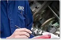 Gardner Denver trained service technician