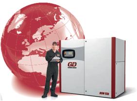 Compressor Service for Gardner Denver compressors