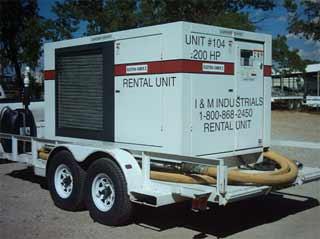Compressor Rental